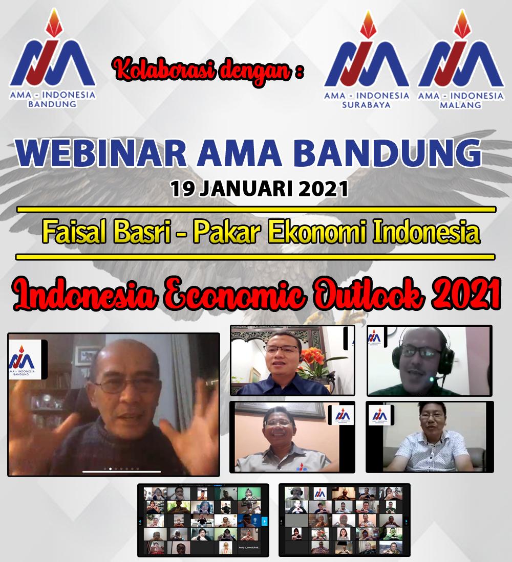 Dokumentasi Webinar AMA Bandung 19 Januari 2021