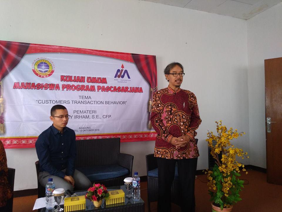 AMA Bandung Goes to Campus