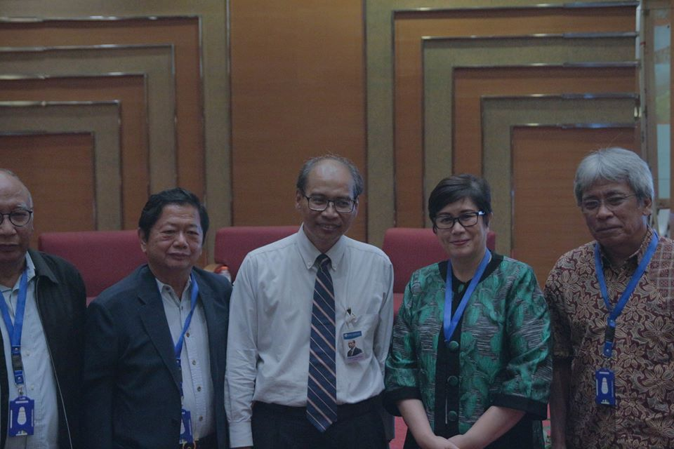 Dokumentasi Seminar AMA Bandung di Bulan Februari 2019