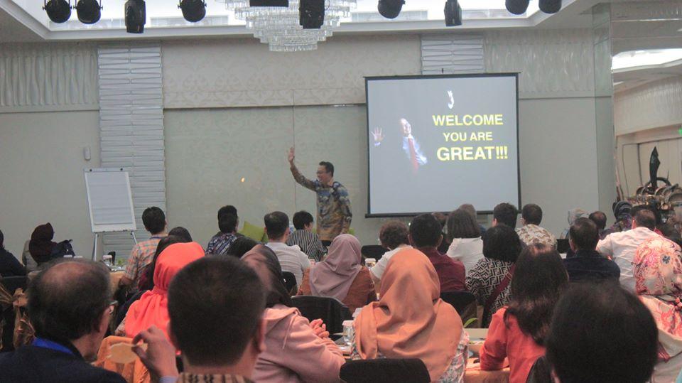 Dokumentasi Seminar AMA Bandung di bulan Maret 2019