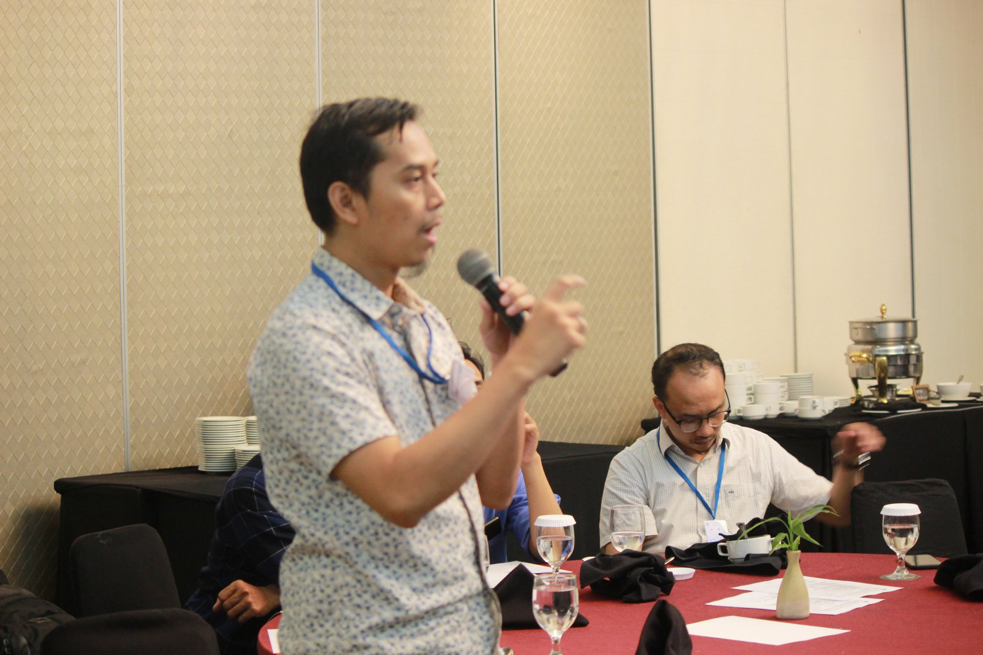 Dokumentasi Seminar AMA Bandung di Bulan Oktober 2019