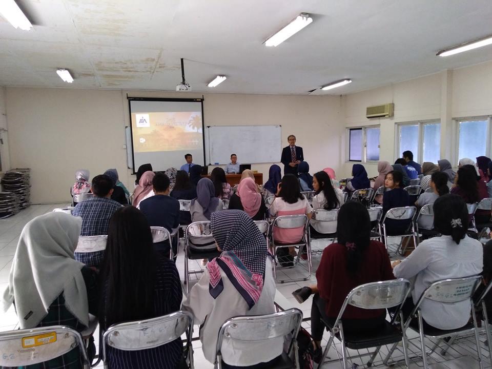 Pembekalan Uji Kompetensi AMA Bandung dengan Unpad