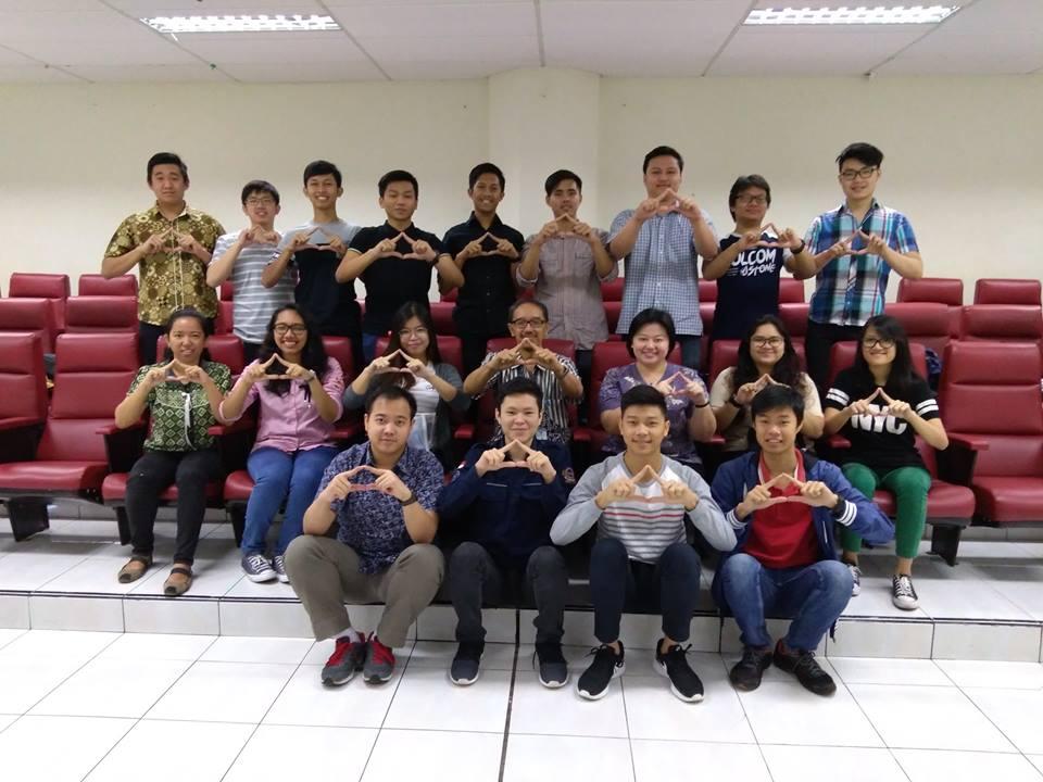 Persiaapan Uji Kompetensi Fakultas Teknik Industri Maranatha