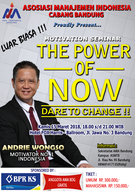 The Power of Now - Dare to Change
